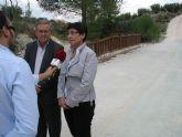 El Gobierno de España 1,5 millones de euros en el corredor verde del río Benamor (Moratalla)