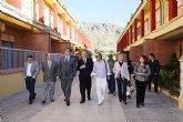 La Comunidad trabaja en la rehabilitaci�n de 50 viviendas sociales en Alhama de Murcia