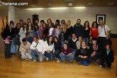 Recepción institucional a los alumnos del IES Juan de la Cierva y a los de institutos de la provincia de Roma (Italia)
