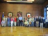 La asociación de jubilados de la región visita La Unión y su parque minero