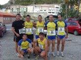 Los atletas del Club Atletismo JCP continuan con su intensa actividad