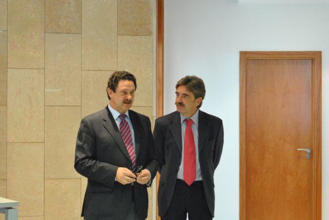 Reunión de trabajo sobre la Aplicación de la Ley de Dependencia en la Corporaciones Locales - 1, Foto 1