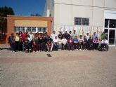 Un grupo de personas con discapacidad, provenientes de Italia, realizaron una convivencia con los alumnos del Centro Ocupacional 'José Moyá'