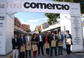 Inaugurada la II Feria de Comercio Outlet en la que participan una treintena de comercios de Puerto Lumbreras