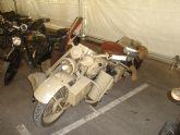 La exposición y mercadillo de motos antiguas reúne 250 motos distintas en el parque Almansa durante el fin de semana