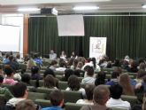 300 alumnos del IES Isaac Peral se informan sobre el voluntariado