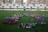 Comienza la XVII Liga Local del Fútbol Base del Ayuntamiento de Cartagena