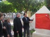 El Alcalde inaugura el nuevo jardín de Manos Unidas