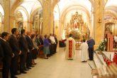 Las Torres de Cotillas sacó en procesión al Sagrado Corazón de Jesús