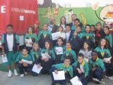 Alrededor de mil escolares visitarán la Caravana de educación vial instalada en el jardín del Malecón