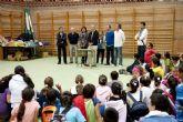 Los colegios Nuestra Señora del Mar, Aníbal y Asdrúbal incorporan nuevo material deportivo