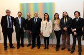 La Universidad de Murcia Inaugura la exposición del Premio de Pintura