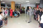 El Alcalde visita el nuevo local municipal puesto al servicio de las mujeres de Abenarabi