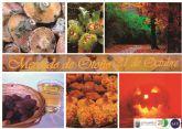 El otoño se asoma al 'Mercadillo Artesano de La Santa' con sus productos más típicos este domingo 31 de octubre