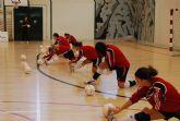 La Selección Española de Fútbol-Sala femenino ya ha iniciado su concentración en Totana