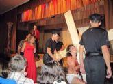 La Escuela Municipal de Teatro continúa con su gira de la Solidaridad