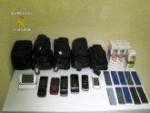 Detenido en Almería un malagueño por estafa en la venta de móviles