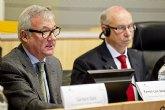 Valcárcel plantea un presupuesto europeo 'ambicioso, solvente y creíble' para salir de la crisis