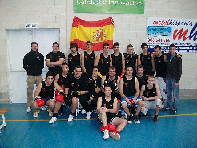El Club de Boxeo JOVAL de Alguazas cumple un año de existencia - 1, Foto 1