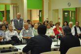 García Ruiz mantuvo una reunión informativa con los vecinos de Lo Pagán