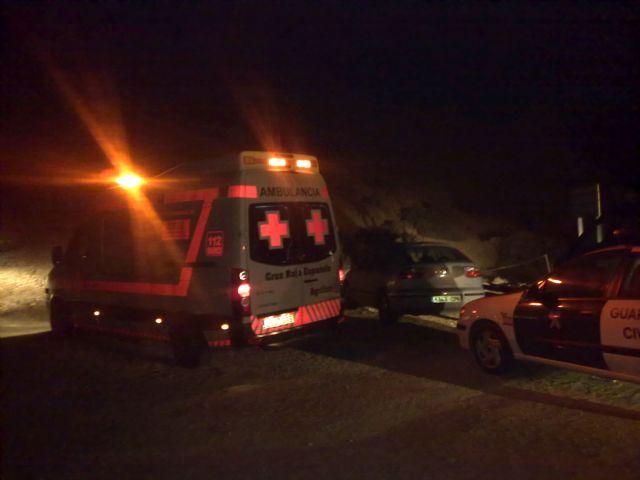 Cerca de 30 efectivos de los cuerpos sanitarios y fuerzas de seguridad de Águilas y Lorca intervienen durante 6 horas - 1, Foto 1