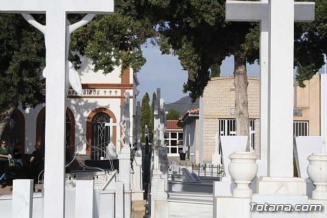 El ayuntamiento invierte cerca de 300.000 euros en el Cementerio Municipal Nuestra Señora del Carmen durante este año - 1, Foto 1