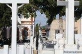 El ayuntamiento invierte cerca de 300.000 euros en el Cementerio Municipal 'Nuestra Señora del Carmen' durante este año