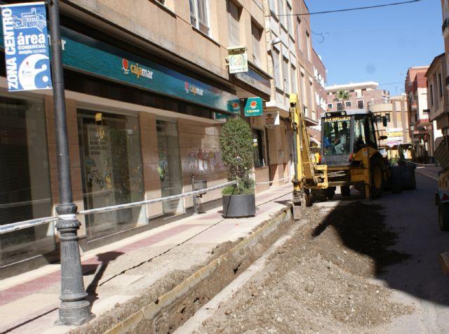 El Ayuntamiento y Aqualia continúan las obras de renovación y mejora de tuberías - 1, Foto 1