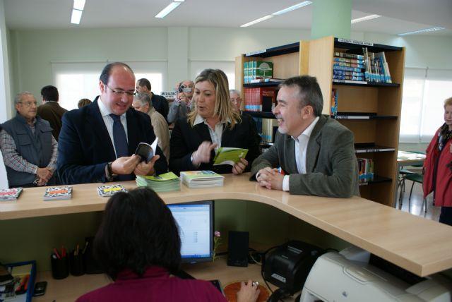 Puerto Lumbreras incrementó en más del 40% el número de usuarios de la Biblioteca Municipal durante el último año - 1, Foto 1