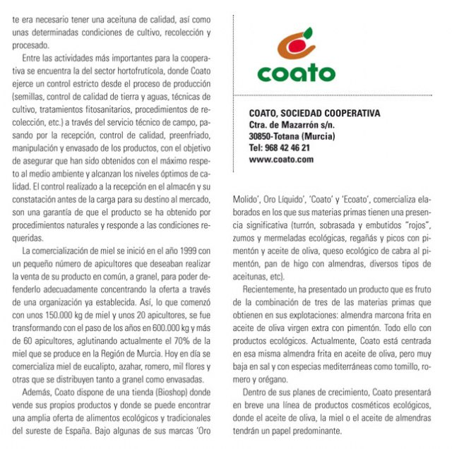 """The Minister Rosa Aguilar morning delivery """"Spain Food Awards 2009"""", Foto 4"""