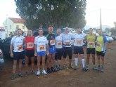 La seccion de montaña del Club Atletismo Totana se alza con el tercer puesto en la copa regional de carreras por montaña