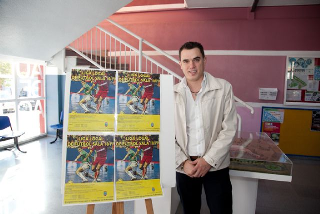 ¡Inscríbete ya en la liga local de fútbol sala 2010-2011!, Foto 1