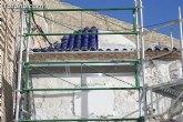 El ayuntamiento lleva a cabo las obras de rehabilitaci�n del Templete de Santo Cristo