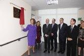 La Reina inaugura el centro de equipamientos sociales de Fortuna, un referente al servicio de los dependientes