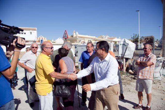 Los vecinos de Camposol estrenarán en 2011 un centro socio-cultural, Foto 1