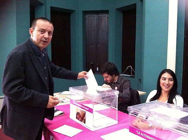 Juan Manuel Cabrera, elegido candidato oficial de UPyD a la Alcaldía de Lorca - 1, Foto 1