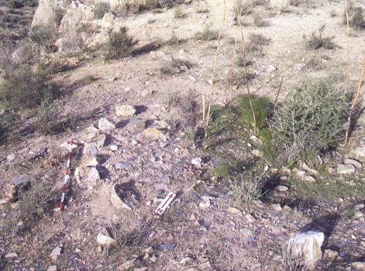 El yacimiento arqueológico Loma de Soler de Puerto Lumbreras ha sido declarado como Bien Catalogado por su Interés Cultural - 1, Foto 1