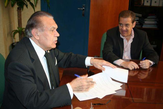Manuel Muñoz Hidalgo cede al ayuntamiento todo su importante legado de cuadros - 3, Foto 3