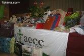 La Junta Local de la AECC organiza la tradicional cena a beneficio de la Asociaci�n Española Contra el C�ncer