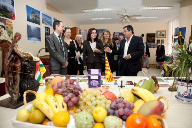 ´Autonomías de España´ abre el XVIII aniversario del Centro de Día de Puerto de Mazarrón - 1, Foto 1