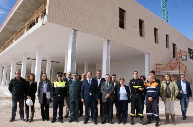 El Centro Integral de Seguridad y Emergencias de Puerto Lumbreras estará terminado a principios del próximo año - 2, Foto 2