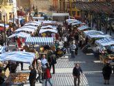 Mula acoge este domingo junto al Mercadillo de Artesanía un concurso de pintura y fotografía