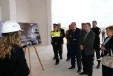 El Centro Integral de Seguridad y Emergencias de Puerto Lumbreras estará terminado a principios del próximo año
