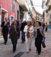 La Comunidad y el Ayuntamiento de Pliego invierten 280.000 euros en la mejora de la calle del Agua