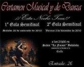 EI Gran Gala Semifinal del Certamen Musical y de Danza '¡Esta Noche Toca!'
