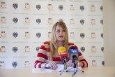 La concejala de presidencia anuncia los asuntos m�s relevantes de la junta