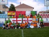 ¡Participa en el �V campeonato intercultural de f�tbol Villa de Mazarr�n�!