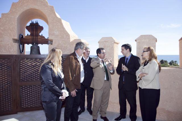 Mazarrón recupera parte de su historia: la torre de los caballos - 2, Foto 2