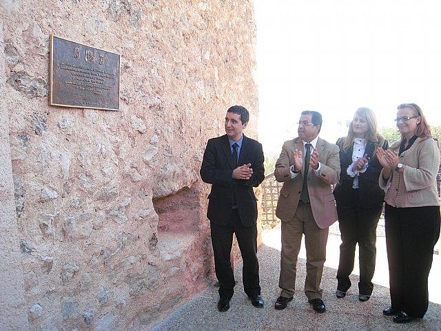 Turismo invierte 112.500 euros en la recuperación de una torre vigía de Mazarrón - 1, Foto 1