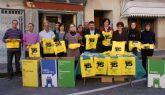 El Ayuntamiento de Puerto Lumbreras reparte 5.000 ´Bolsas de 15 usos´ en comercios locales
